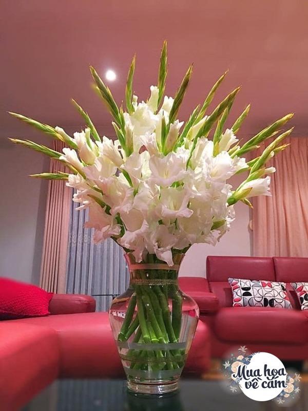Nhìn hoa nhớ mẹ, 8X Việt ở nước ngoài cắm loại hoa chơi Tết đẹp siêu lòng - 21
