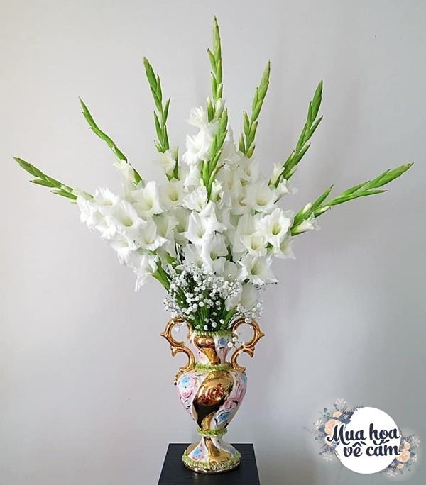 Nhìn hoa nhớ mẹ, 8X Việt ở nước ngoài cắm loại hoa chơi Tết đẹp siêu lòng - 17