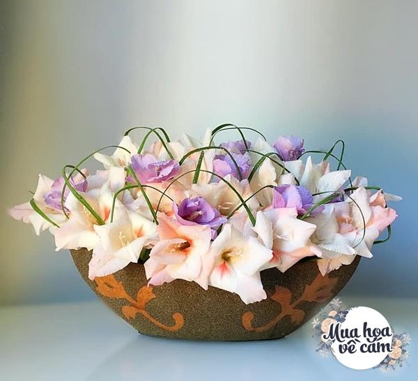 Nhìn hoa nhớ mẹ, 8X Việt ở nước ngoài cắm loại hoa chơi Tết đẹp siêu lòng - 20