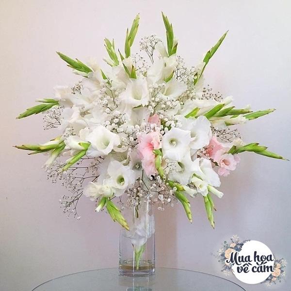 Nhìn hoa nhớ mẹ, 8X Việt ở nước ngoài cắm loại hoa chơi Tết đẹp siêu lòng - 4