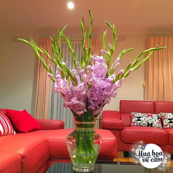 Nhìn hoa nhớ mẹ, 8X Việt ở nước ngoài cắm loại hoa chơi Tết đẹp siêu lòng - 23