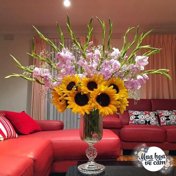 Nhìn hoa nhớ mẹ, 8X Việt ở nước ngoài cắm loại hoa chơi Tết đẹp siêu lòng - 13