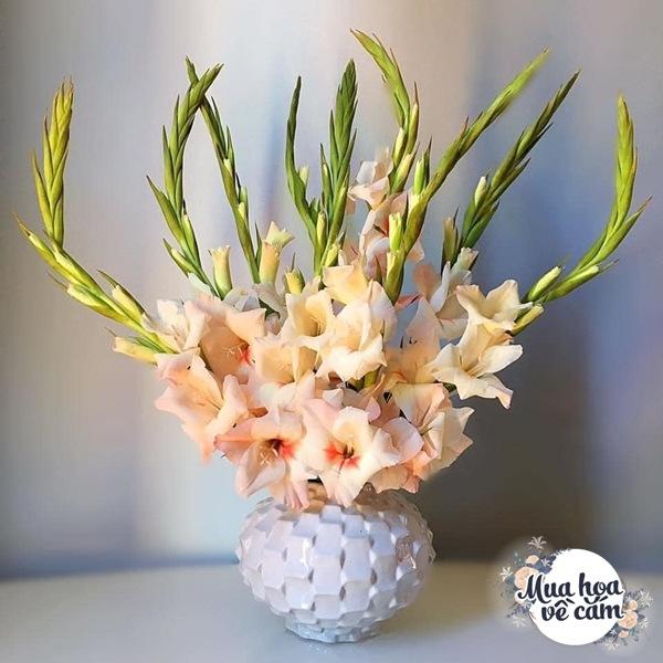 Nhìn hoa nhớ mẹ, 8X Việt ở nước ngoài cắm loại hoa chơi Tết đẹp siêu lòng - 14