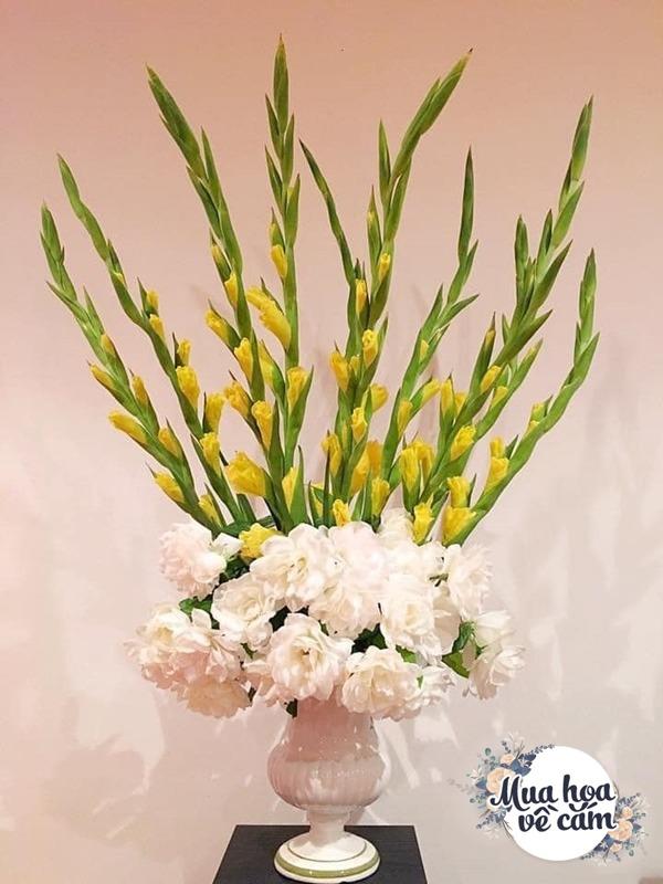 Nhìn hoa nhớ mẹ, 8X Việt ở nước ngoài cắm loại hoa chơi Tết đẹp siêu lòng - 24