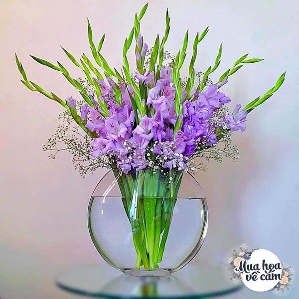 Nhìn hoa nhớ mẹ, 8X Việt ở nước ngoài cắm loại hoa chơi Tết đẹp siêu lòng - 12