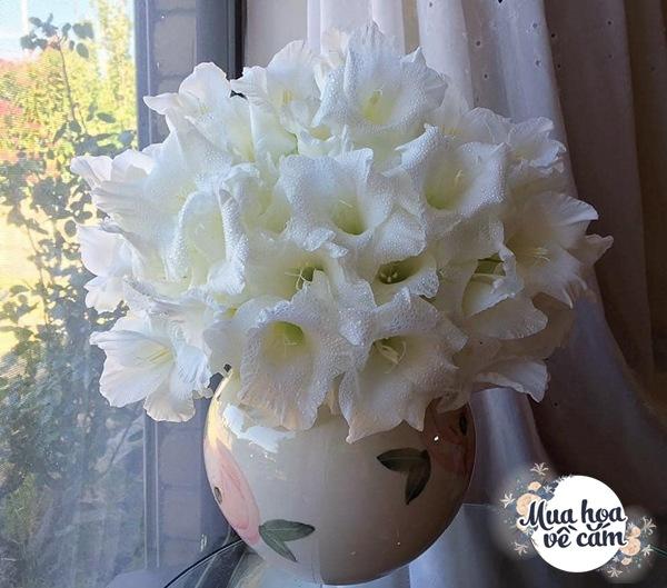 Nhìn hoa nhớ mẹ, 8X Việt ở nước ngoài cắm loại hoa chơi Tết đẹp siêu lòng - 18