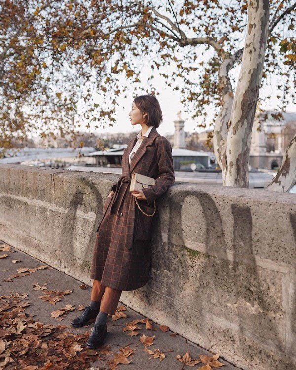 Ngày rét đậm Hà Nội đáng sắm nhất là 4 kiểu áo khoác này, nàng mặc kiểu gì cũng đẹp - 4
