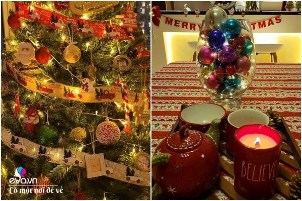 Rời trời Tây về Việt Nam, vợ chồng 8X trang hoàng chung cư thành cung điện đón Giáng sinh - 19