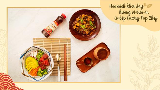"""Tuyệt chiêu """"nấu gì cũng ngon"""" với dầu gia vị từ bếp trưởng Cẩm Thiên Long - 1"""