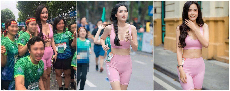 """Chiếc quần """"thị phi"""" nhất2020 là quần bó chẽn: không chỉ hotgirl, đến Hoa hậu cũng khó mặc đẹp - 6"""
