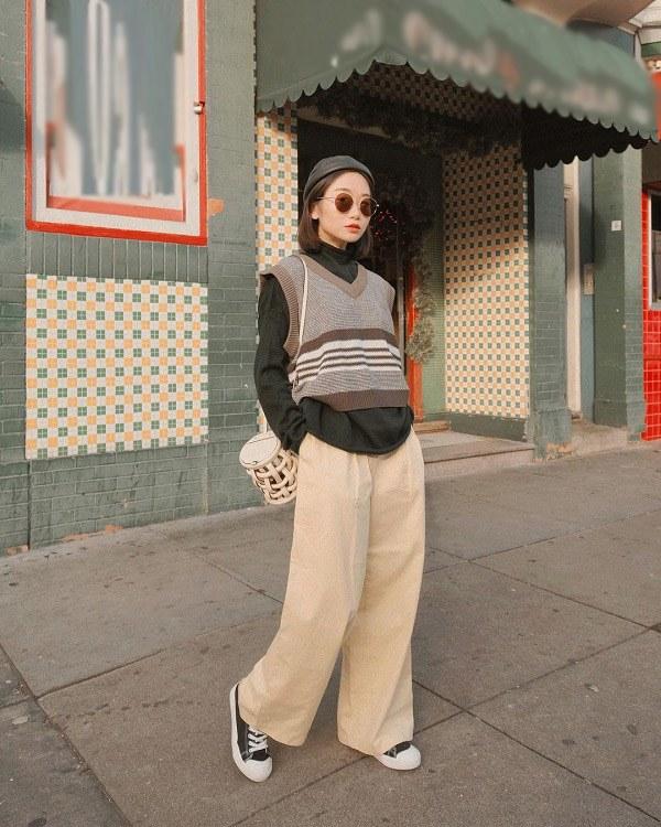 Ngại mặc váy vóc trong ngày trời rét, nàng sắm ngay mấy mẫu quần này là ấm áp tuyệt đối - 8
