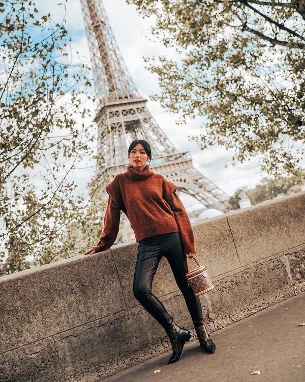 Ngại mặc váy vóc trong ngày trời rét, nàng sắm ngay mấy mẫu quần này là ấm áp tuyệt đối - 9