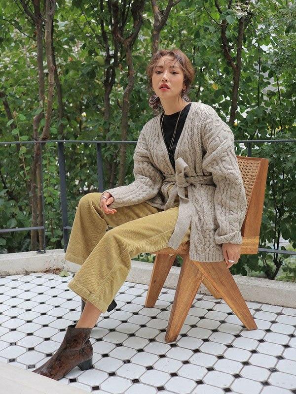 Ngại mặc váy vóc trong ngày trời rét, nàng sắm ngay mấy mẫu quần này là ấm áp tuyệt đối - 4