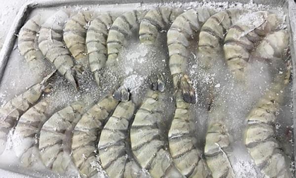 Tôm đông lạnh trong siêu thị có lớp đá dày nhằm tăng cân nặng? Sự thật lại quá bất ngờ! - 1