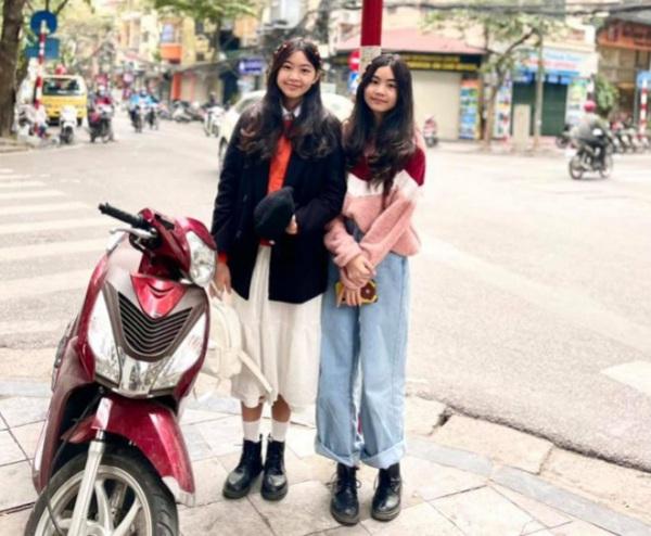 Nhan sắc chuẩn Hoa hậu, con gái Quyền Linh còn mặc có gu: Diện đơn giản mà xinh ngất ngây - 1