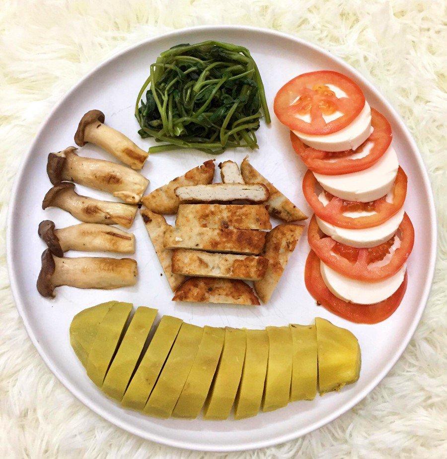 Muốn giảm cân, 9X chọn amp;#34;ăn ngon ăn đẹpamp;#34;, sau 1 tháng nhận kết quả như mong đợi - 12