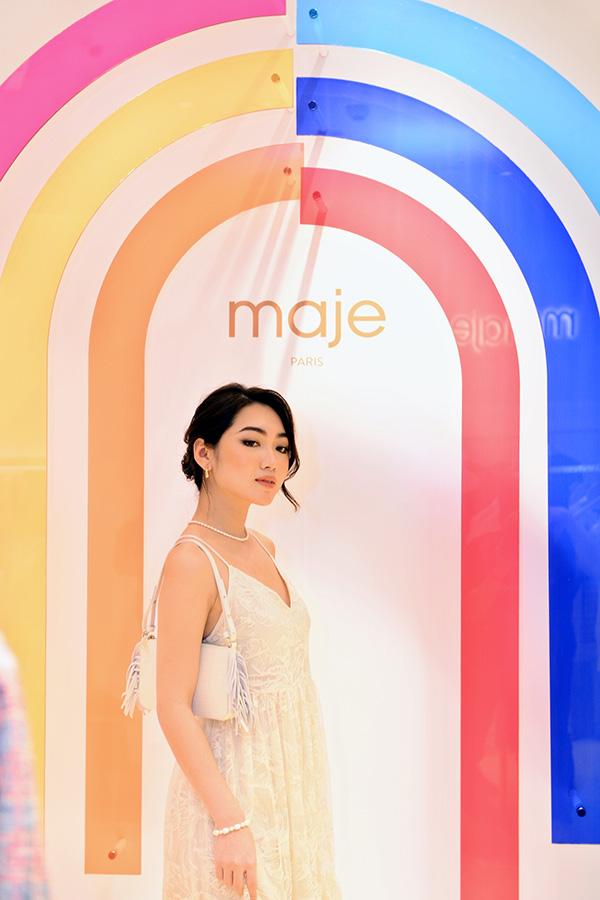 Maje mở liền lúc 2 cửa hàng tại Sài Gòn, lễ khai trương đã kịp đón các Fashionista đình đám - 3