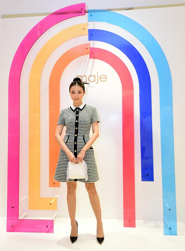 Maje mở liền lúc 2 cửa hàng tại Sài Gòn, lễ khai trương đã kịp đón các Fashionista đình đám - 6
