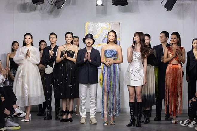 NTK Trần Hùng kết hợp TikTok tổ chức thành công show diễn cá nhân đầu tiên tại Việt Nam - 1