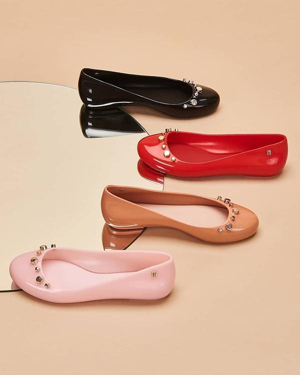 Bộ sưu tập giày Melissa Dreamers - cá tính và phong cách dành cho phái đẹp mùa lễ hội - 5