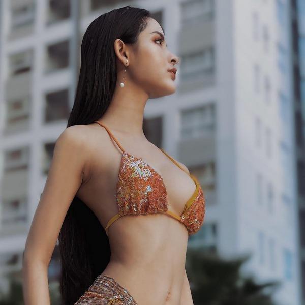 Ngọc nữ xăm mình được dự đoán đăng quang Hoa hậu chuyển giới, dấu hiệu nằm ngay cánh tay - 5