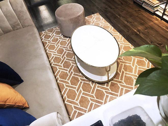 Cách lựa chọn thảm phòng khách đúng phong cách - đúng gu - 3