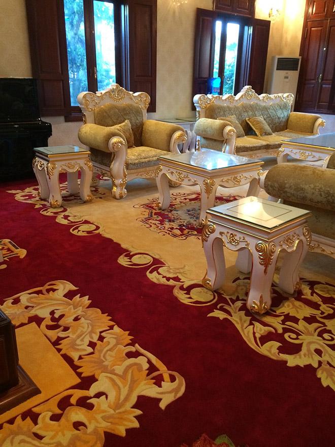 Cách lựa chọn thảm phòng khách đúng phong cách - đúng gu - 4