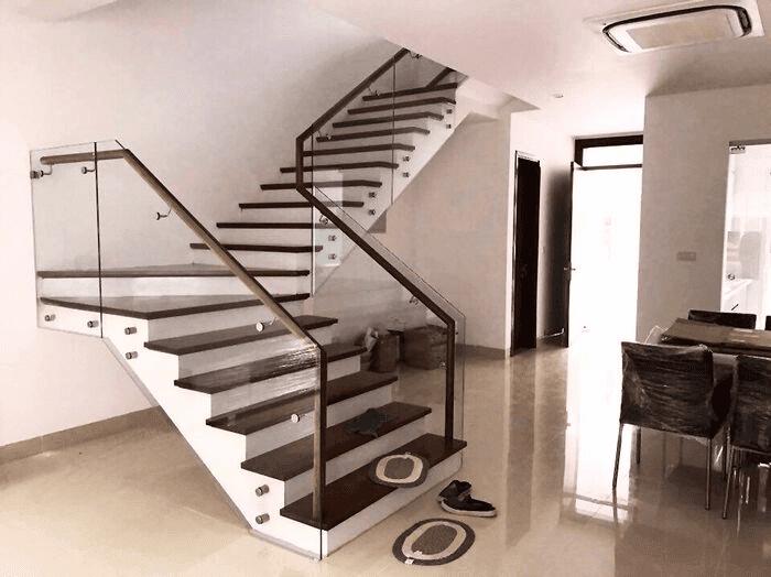 Lỗi phong thủy thường gặp khi thiết kế cầu thang - 1