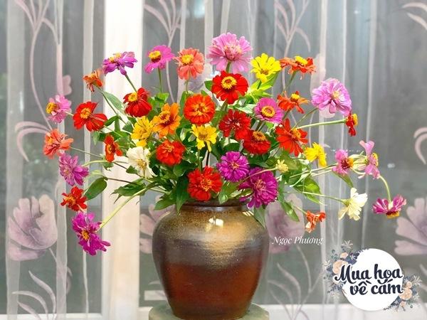 Cô giáo Hà Nội gợi ý những mẫu hoa cắm Tết siêu xinh, chắc chắn nhà nào cũng có - 4