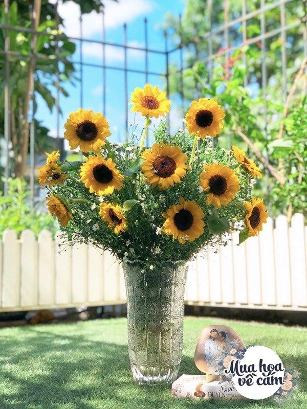 Cô giáo Hà Nội gợi ý những mẫu hoa cắm Tết siêu xinh, chắc chắn nhà nào cũng có - 10