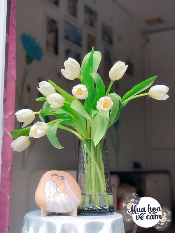 Cô giáo Hà Nội gợi ý những mẫu hoa cắm Tết siêu xinh, chắc chắn nhà nào cũng có - 14