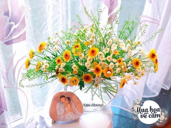 Cô giáo Hà Nội gợi ý những mẫu hoa cắm Tết siêu xinh, chắc chắn nhà nào cũng có - 18
