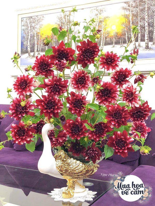 Cô giáo Hà Nội gợi ý những mẫu hoa cắm Tết siêu xinh, chắc chắn nhà nào cũng có - 8