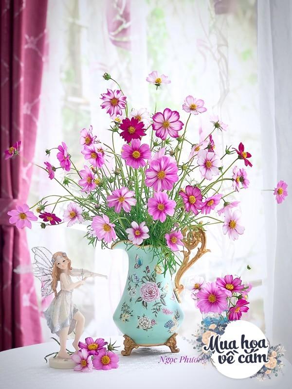 Cô giáo Hà Nội gợi ý những mẫu hoa cắm Tết siêu xinh, chắc chắn nhà nào cũng có - 21