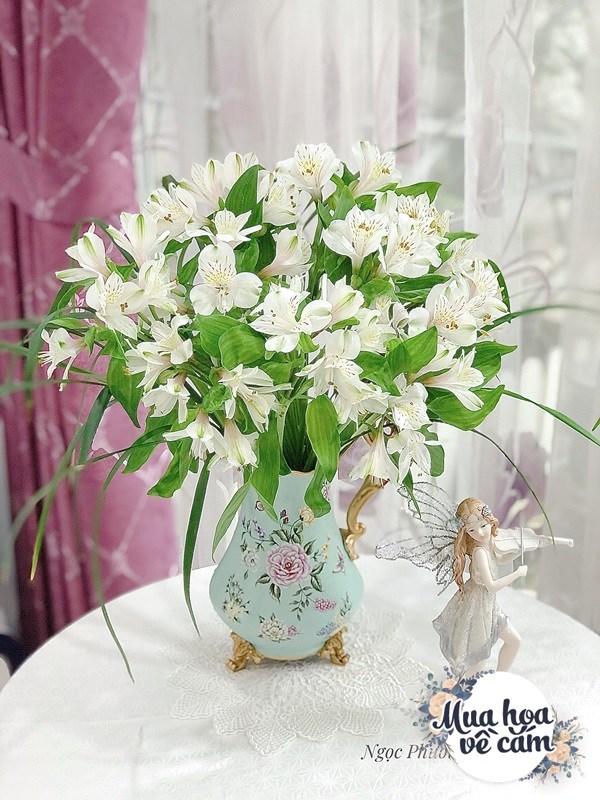Cô giáo Hà Nội gợi ý những mẫu hoa cắm Tết siêu xinh, chắc chắn nhà nào cũng có - 20