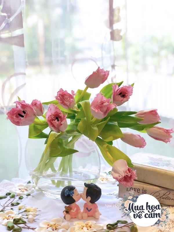 Cô giáo Hà Nội gợi ý những mẫu hoa cắm Tết siêu xinh, chắc chắn nhà nào cũng có - 5