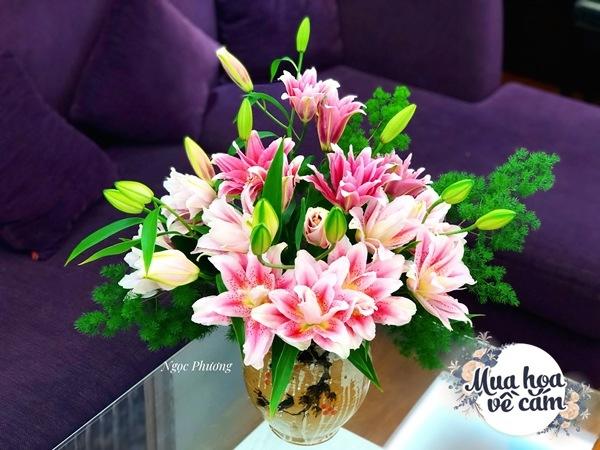 Cô giáo Hà Nội gợi ý những mẫu hoa cắm Tết siêu xinh, chắc chắn nhà nào cũng có - 11