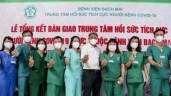Gần 80 ngày đêm khó quên của đoàn y bác sĩ BV Bạch Mai tại TP.HCM