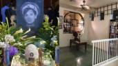 Khung cảnh hiu quạnh trong ngôi nhà Phi Nhung tại Mỹ, lộ ảnh chụp cùng chồng cũ và con gái