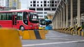 Bến xe Hà Nội vẫn đóng cửa, hành khách tới rồi lại quay về