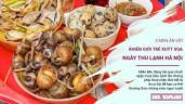 5 món ăn vặt khiến giớ trẻ phải xuýt xoa trong ngày Thu lạnh lẽo ở Hà Nội