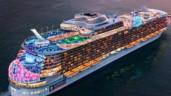 Siêu tàu du lịch khủng nhất thế giới, lớn gấp 5 lần Titanic