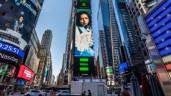 """Ảnh """"khổng lồ"""" của con gái Mỹ Linh bất ngờ xuất hiện ở thành phố nổi tiếng nhất hành tinh"""