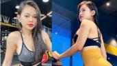 Hot girl phòng Gym vạn người mê Trang Nhung: Tập để đẹp hơn, sống khỏe hơn