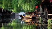 Du ngoạn Cổ trấn Châu Trang: 'Venice cổ kính của phương Đông'