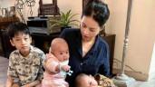 Sao Việt 24h: Ra phường xin khai sinh không cha cho con, Quế Vân làm tất cả phải cười