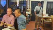 """Đăng ảnh bên con trai duy nhất bị bảo """"không giống nhau"""", MC Lại Văn Sâm đáp khéo léo"""