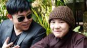 """Cũng từ Tịnh thất Bồng Lai, """"ni cô"""" Huyền Trân trục trặc với cha nuôi Quang Lê, không hoàn tục"""
