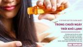 """5 """"tip"""" đơn giản giúp bạn giữ được mái tóc bóng khỏe trong chuỗi ngày khô, lạnh"""