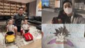2 con trai Thành Trung lớn vụt trong nhà 18 tỷ, xúc động lời chị gái cùng cha khác mẹ